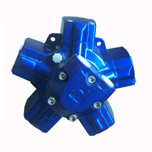 IPM Series Five-Star Orbit Hydraulic Drive Wheel Motor