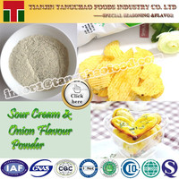 Sour Cream and Onion Flavour Powder for Potato Chips