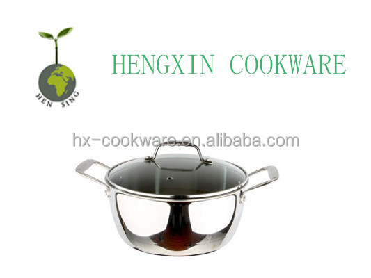 triply stainless steel cookware as seen on tv
