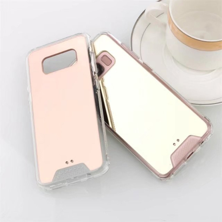 Latest High Quality for samsung s8 and s8 plus mirror case high quality