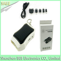 Hot selling 1200mah solar power lamp and charger