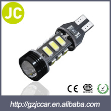 High performance 12 months warranty auto canbus lamp bulb car t15 led wedge light for Toyota passo