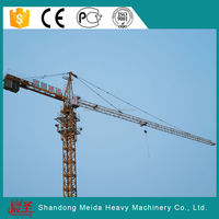 tower crane spare part, 150m max height 56m jib length 5610 tower crane, spare parts