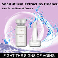 hot sale skin care products wrinkles removal whitening smoothing skin snail extract serum