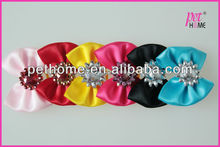 2015 pet store wholesale dog bows pet products