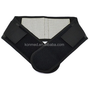 Logo service tourmaline magic back support,orthopedic waist support