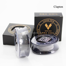 Vape coils and wicks Electronic cigarette Nickel wire, resistance wire High Quality wire for e cigarette,ohm atomizer