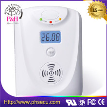 multi gas detector for carbon monoxide &smoke