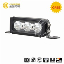 30w led light bar for komatsu bulldozer/toyot a fortuner/used truck crane/lan d rover defender, led lights cree