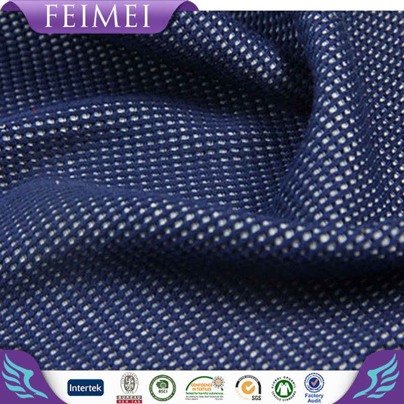 China Manufacturer For home-use Dotted paris cotton fabric