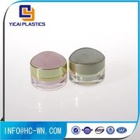Custome Plastic Empty Diamond Cosmetic Packaging