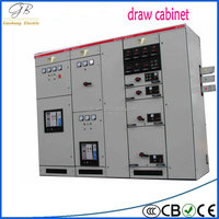 GCK indoor switchgear/electrical cabinet/electric box/switchboard