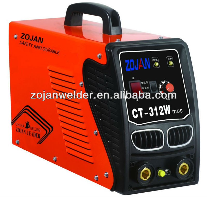 CT312W inverter DC multi-function welding machine/inverter versatile arc welding machine