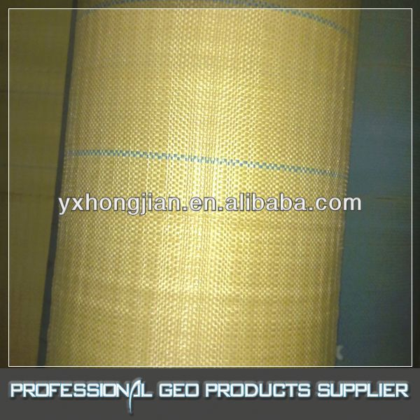 PP Long fibers or short 3d drainage net and geotextiles