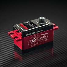 Power HD HV Coreless Servo L-15HV 0,08 sec 15 KG Digitale Hochspannungs <span class=keywords><strong>RC</strong></span> Servo für <span class=keywords><strong>EP</strong></span> GP Flache Auto Racing auto