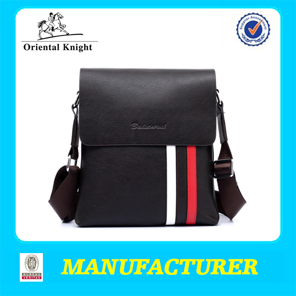 newest crossover bag leather men in PU leather hot sale online
