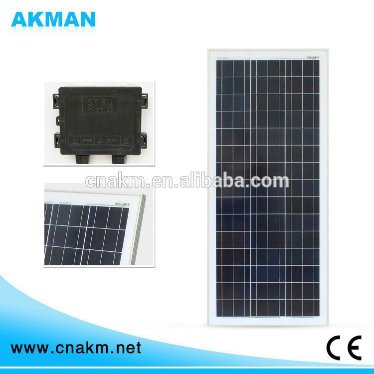 AKMAN High Efficient Good Cost 140w Price Portable Polycrystalline Solar Panels