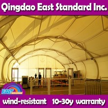 East Standard large steel building construction with low costs