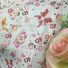 2017 HOT SALE COTTON VOILE COTTON LAWN PRINTED FABRIC