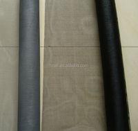 Durable vinyl roll up fiberglass anti insect mosquito window screen mesh