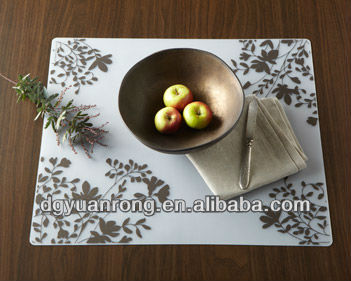 2014 new design custom silicon baking mat