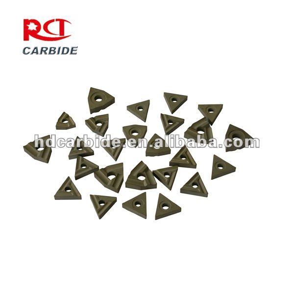 Tungsten carbide inserts for cutting tools, cnc carbide milling inserts