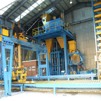 Cconcrete block making machine