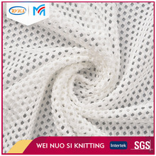 Wholesale new style elegnt 100 polyester knit characteristics of net fabric