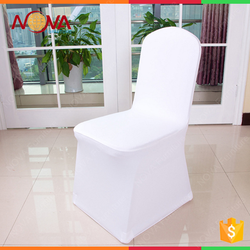 2017 hot sale cheap french wedding chairs spandex chair covers