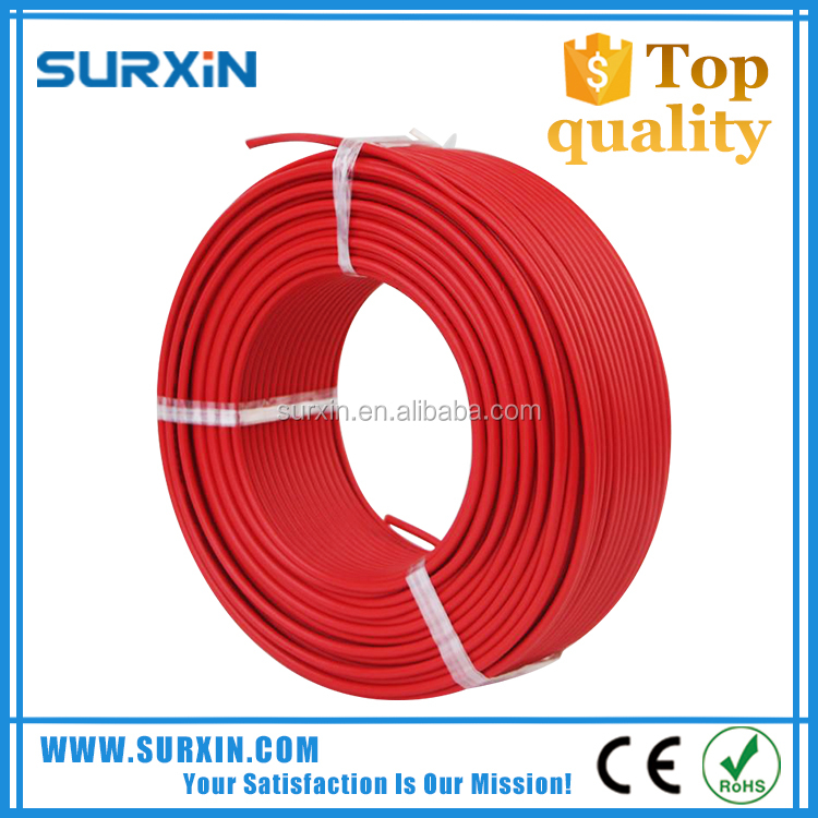 High Quality PVC Insulated Flexible BVR Cable Enameled Copper Core Wire
