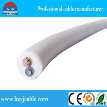 Sheathed Flexible Cable,2 cores kabel, ningbo manufacturer
