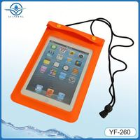 Fashion design waterproof case for ipad mni