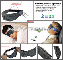 Bluetooth Eye Shades Sleep Mask With Speakers and Music Input