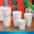 10oz 16oz 20oz single wall stackable drinking paper cups