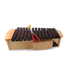 High quality rose wood xylophone baby learning toy from China