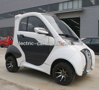 2 seats Electric Car EEC Approved