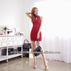 2013 Hot fashion item Sleeveless & Cutout front Korea sexy dress