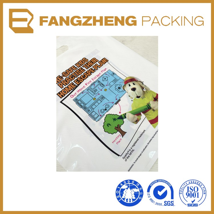 Custom Design Logo Plastic Bag packaging
