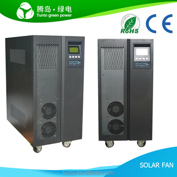 Efficient IGBT Inversion Technology SN Single Phase Power Frequency Inverter Sine Wave 8-20KW