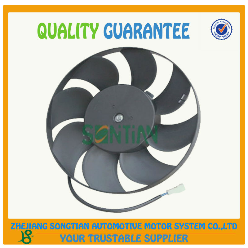 China radiator cooling fan 21214-1308008 for VAZ 21213, 21214, 2131 Niva Taiga