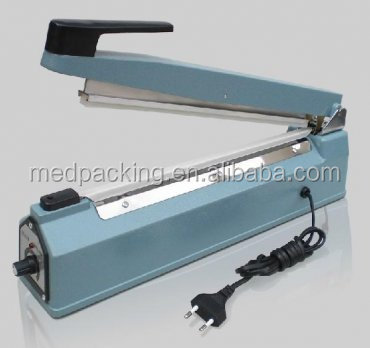 Low Price Plastic Bread Bag Sealer Clip Mini Plastic Bag Sealer (sealing length 400mm)