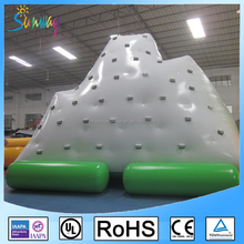 Summer Giant Inflatable Pool Iceberg Float Water Sport Game For Adults