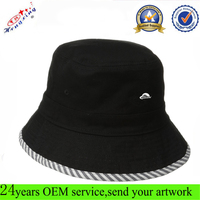 Sample Free plain Bucket Hat Wholesale Bucket Hat with kind of design