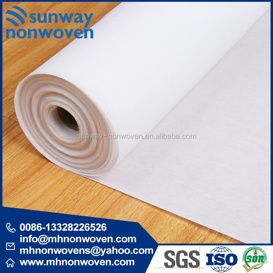 2016 New Product Non-fusible Nonwoven Interlining for Suit