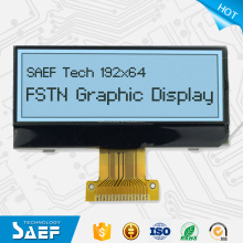 Customized 192X64 small lcd display