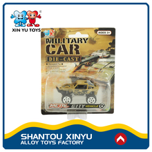 Military enthusiasts free wheel metal alloy tank model for kids