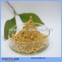 Natural mangosteen rind extract