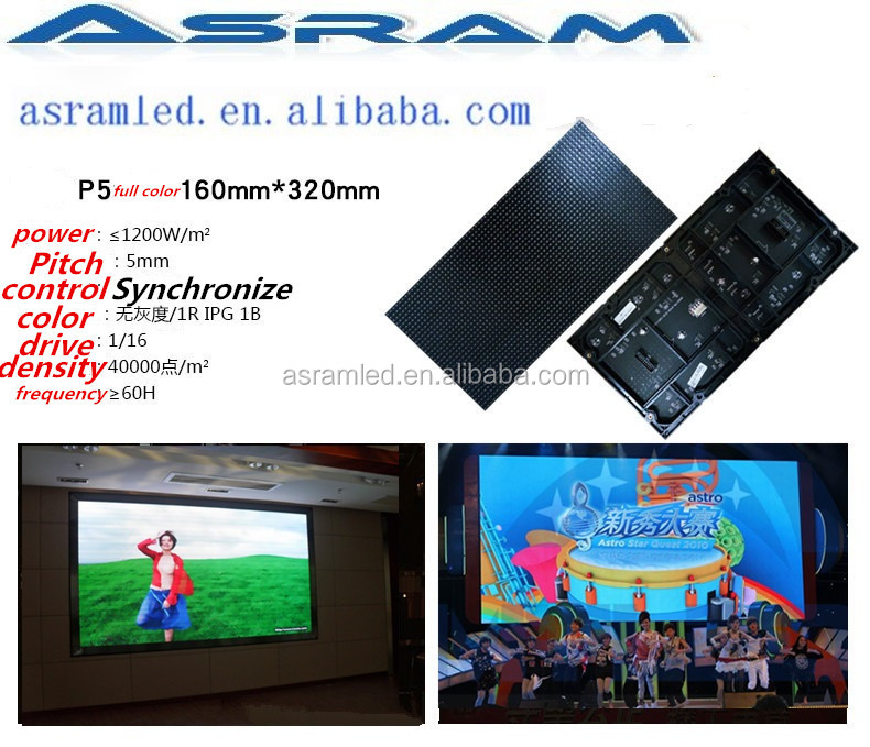 PH10 indoor full color led display
