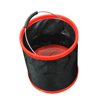 Portable Collapsible Foldable Bucket For Car Washing