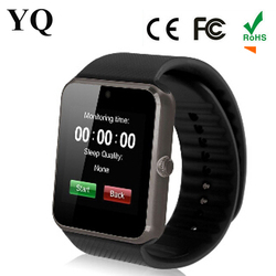 Multi-Language Bluetooth 1.54-inch Silicion Wristband Bluetooth smart phone For IOS Android Phones Supplier's Choice